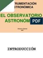 El Observatorio Astronomico