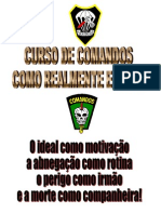Diário comandos