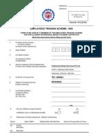 Form 10c (Pension)