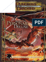 D&D 3.5 Hojas de Personaje Deluxe