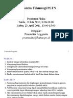 Pro-kontra Teknologi PLTN