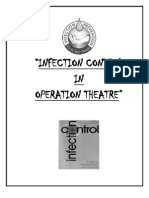 Infection Control in Operation Theatre