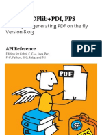 PDFlib 8.0.3 API Reference
