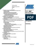 ATmega32 Summary