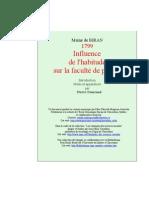 Influence Habitude