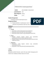 Rpp Biologi Sma x Kd 3.2 Lengkap Acc