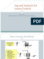 Process Dynamics and Control Lecture 4