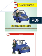 Os 10 Mandamentos Do Transito PDF