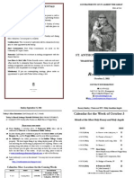 Bulletin 2011-10-02
