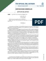 Ley Del Registro Civil