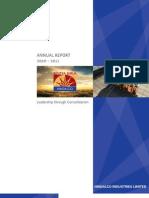 Hindalco Annual Report 2011
