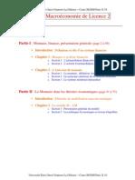 Macroéconomie L2 S3etS4