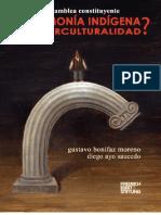 Asamblea Constituyente ¿Hegemonía indígena o interculturalidad?