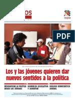 Diálogos en democracia Nro. 3 Jóvenes en la democracia