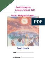 BK Notizbuch Kinder Ab 7 - 2011