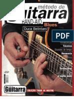 Método de Guitarra - Blues (Duca Belintani)