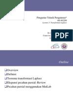 Lecture3_Transformasi Laplace
