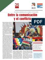 Diálogos en Democracia Nro. 10 Diálogo desde la experiencia de la Asamblea Constituyente