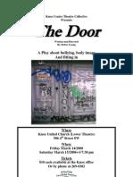 The Door Poster Oct 5,07