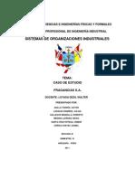 Caso de Estudio-Fragancias-Teoria de Organizacion Formal