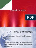 Greek Mythology - 1   Ancient Greek Literature