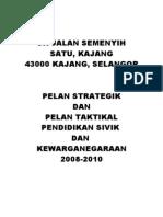 pelan strategik sivik 2008-2010
