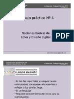 TP Nº 4  Color y Diseño Digital