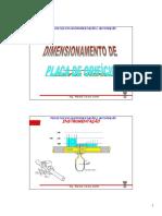 Dimensionamento de Placas de Orifício