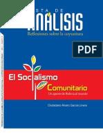 El socialismo comunitario. Un aporte de Bolivia para el mundo