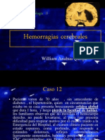 HEMORRAGIAS CEREBRALES