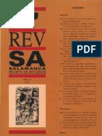 IIª Campaña de Excavaciones Arqueológicas en el Solar Botánico Salamanca