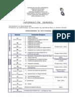 Programacion Lapso I-2008