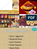 presentationonhaldiram-090813075702-phpapp01