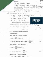 1989 Paper 1 Marking Scheme
