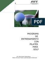 Pilates & Rendimiento Deportivo Por Pino Verdu