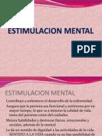 Estimulacion Mental