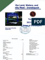 Town Of Irondequoit 2012-tentativebudget