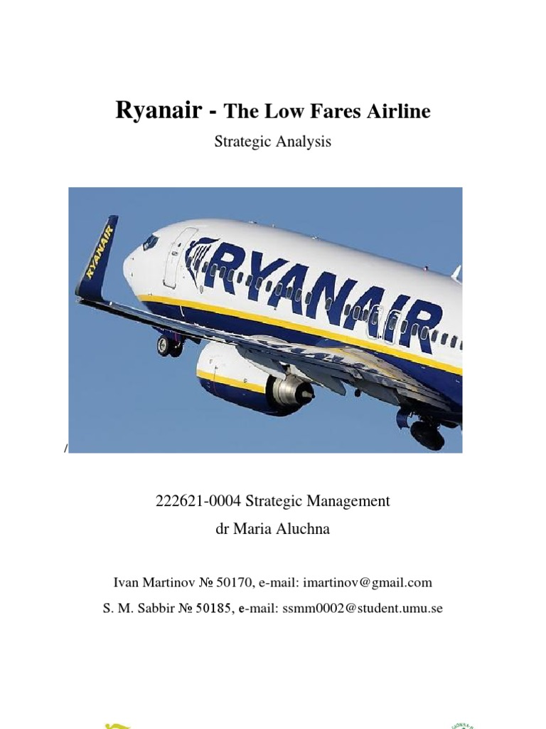 low cost airlines strategy Number 2, volume viii, july 2013 fedorco, hospodka: airline pricing strategies in european airline market 34 the yield from this booking exceeds the yield that could be earned by denying the request and.