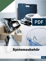 Acsesorios Herramientas Bosch
