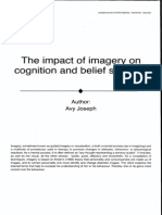 The Impact of Imagery on Cognition and Belief Systems