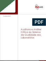 Auditoria Sistema Qualidade Lab Oratorios