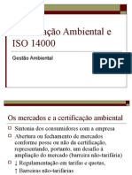 Certificacao Ambiental