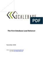 Introduction to Scalebase