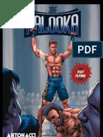 Joe Palooka MMA Comic Book Free Preview Issue 1