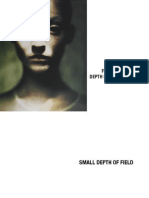 Depth of Field & Large Format Intro