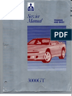 3000GT 92-96 Workshop Manual En