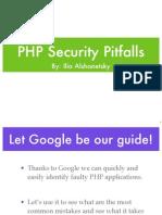 phptek2007_secpitfalls