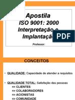 Apostila Interpretação e Implantação ISO 9001