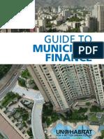 UNH Guide Municipal Finance