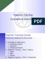 MapInfo Training